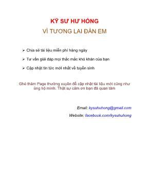 Đề thi thử ĐHQGHN Toán 2016 lần 1 - Nguyễn Bá